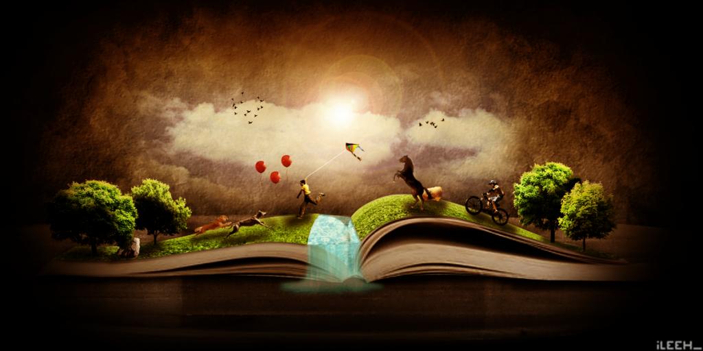 E' la giornata mondiale del libro!